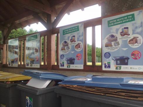 Le tri en habitat collectif : lancement du dispositif d'am�lioration                     ...