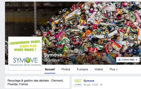 Pour compl�ter ses moyens d\'information, le SYMOVE a lanc� en d�but d\'ann�e sa page Facebook... ...